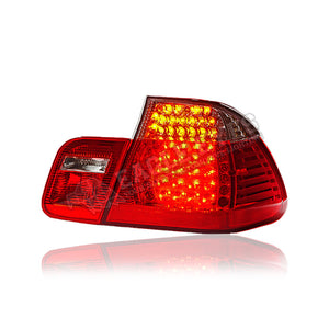 BMW 3 Series E46 LED Taillamp 98-05 (4-Door)