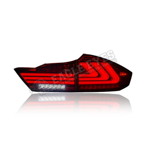 Honda City GM6 LED Sequential Signal Tailamp 14-19 (Lexus Style V1)