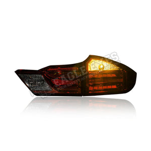 Honda City GM6 LED Taillamp 14-19 (Benz Style)