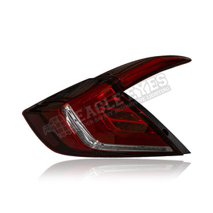 Honda Civic FC LED Sequential Signal Taillamp 16-19 (V2)