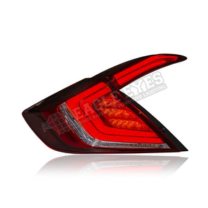 Honda Civic FC LED Sequential Taillamp 16-19 (V2)