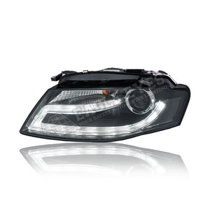 Audi A4 Projector LED DRL Look Headlamp 08-12