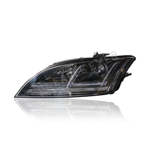 Audi TT Projecter LED Sequential Signal Headlamp 06-09 (HID Spec)