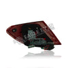 Mercedes Benz C-Class W204 LED Sequential Signal Taillamp 08-13 (OE Look)