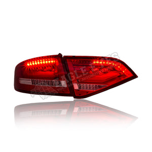 Audi A4 LED Light Bar Tail Lamp 08~12