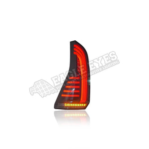 Nissan Serena C27 LED Sequential Signal Smoke Lens Taillamp 18-2020