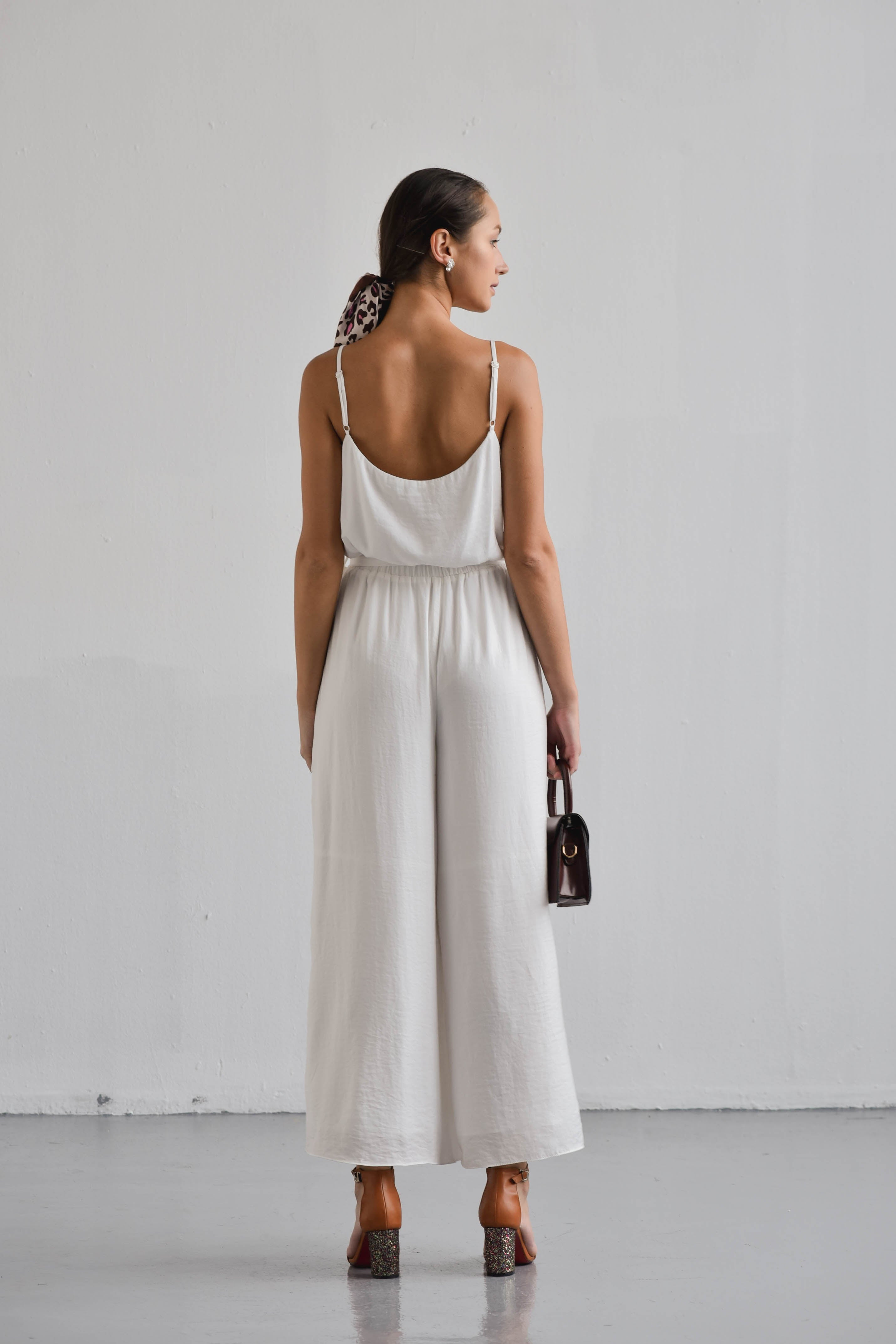 WIDE-LEG JUMPSUIT JANE