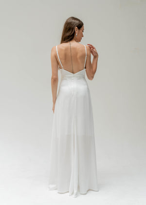 FLOOR LENGTH DRESS CHIARA