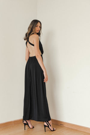 TIANA CUT-OUT MAXI DRESS