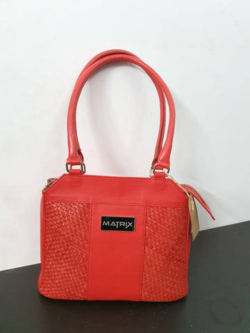 Cherry Red Hand Bag