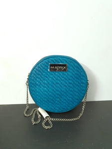 Tuquoise Cross Body Bag