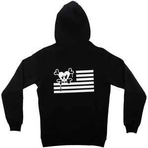 American rebellion hoody