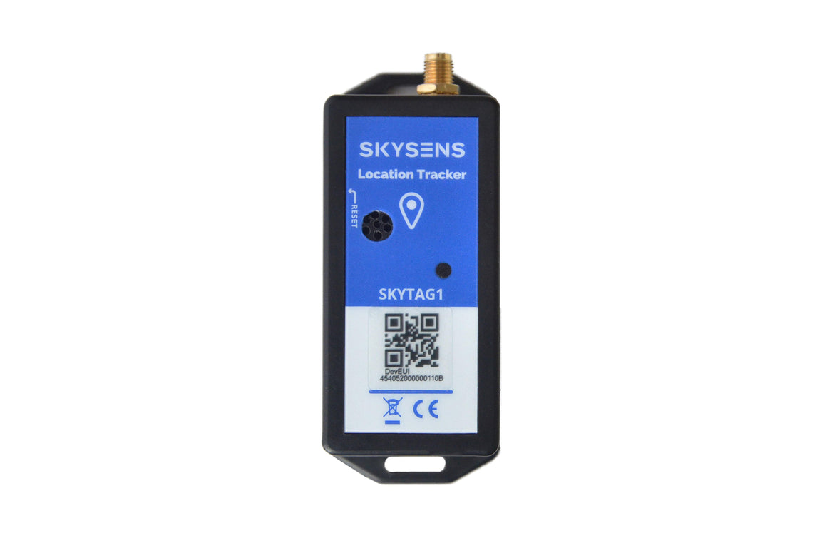 Outdoor Location Tracking Module - SKYTAG1 - Skysens