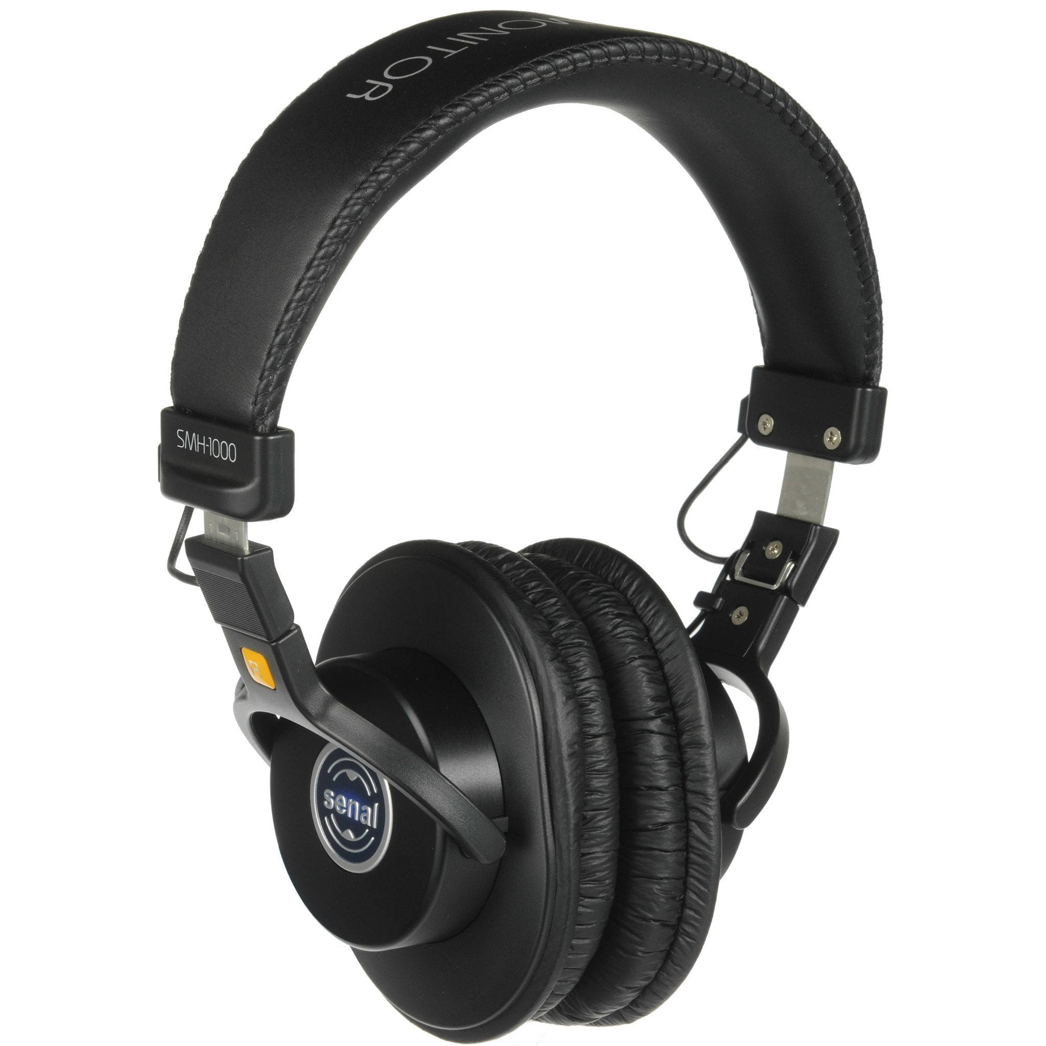 Senal SMH-1000 Professional Field and Studio Monitor Headphones