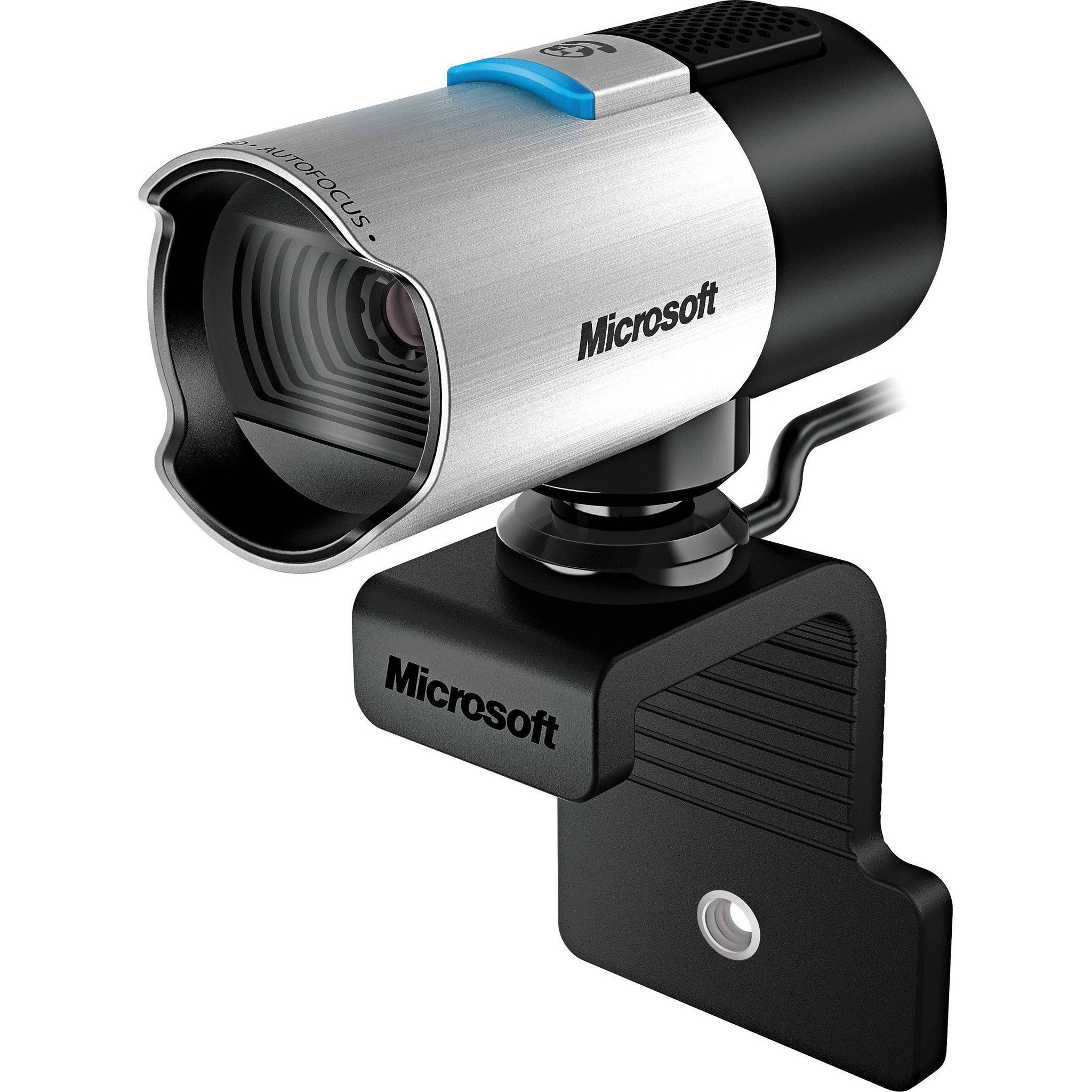 Microsoft Lifecam 1080P/HD Webcam-Gray
