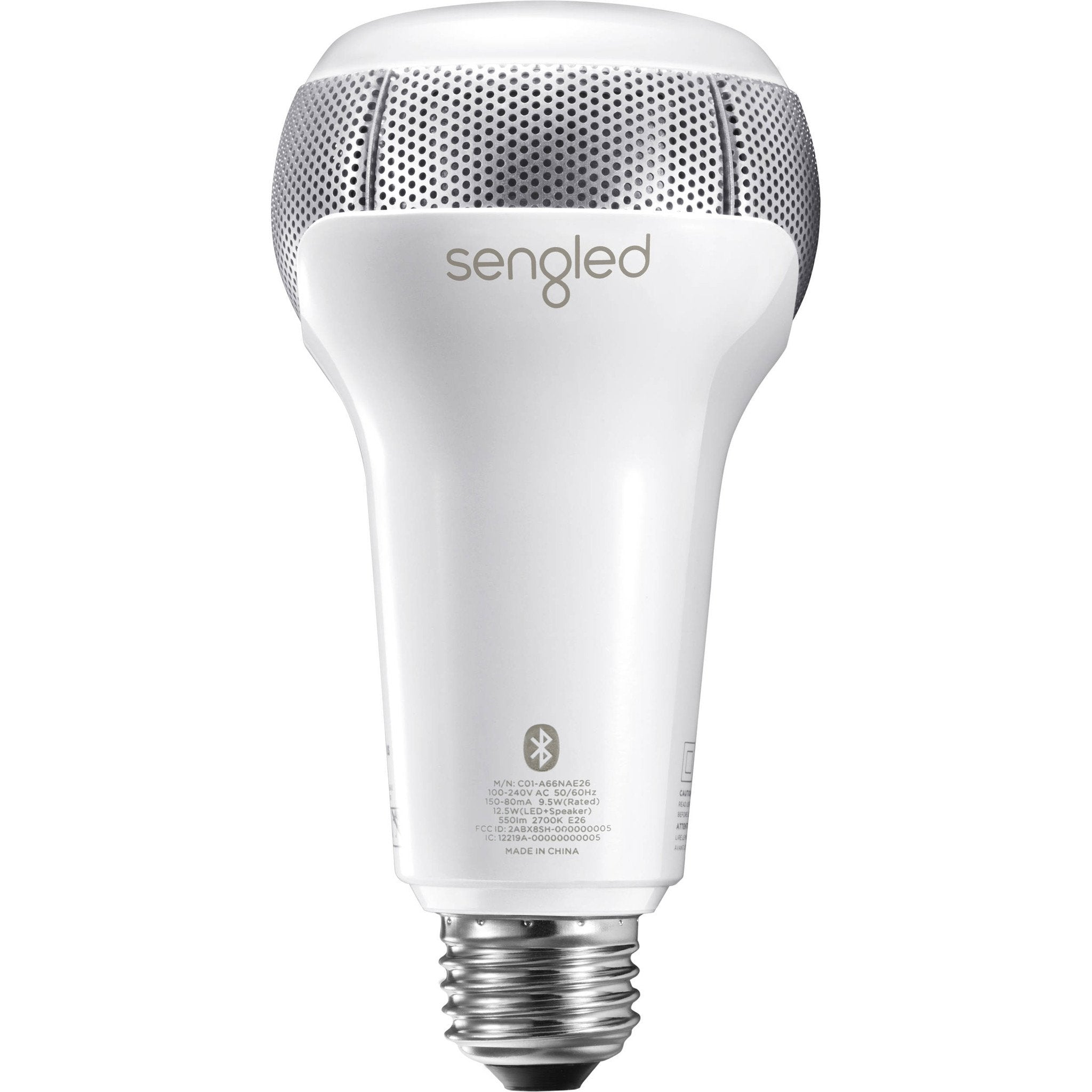 Sengled Pulse Solo LED Light Bulb with Dual Bluetooth Speakers