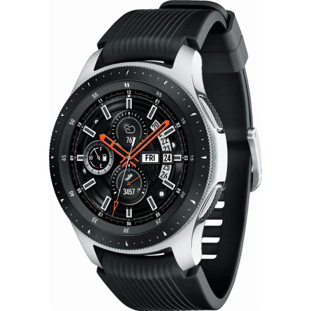 Samsung Galaxy Watch (Silver, 46mm, Bluetooth)