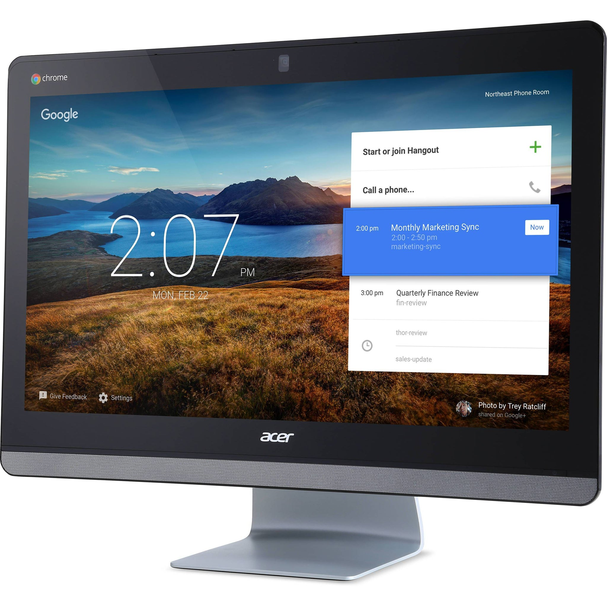 "Acer 23.8"" Chromebase 24 All-in-One Desktop Computer"