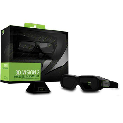 Nvidia 3d Vision 2 Wireless Glasses kit - Buyerbabu