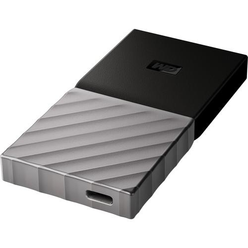 WD 1TB My Passport USB 3.1 Gen 2 External SSD