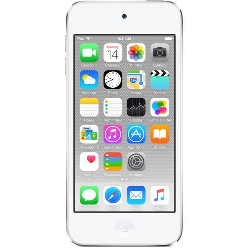 Apple 32GB iPod touch (6th Generation, Silver )