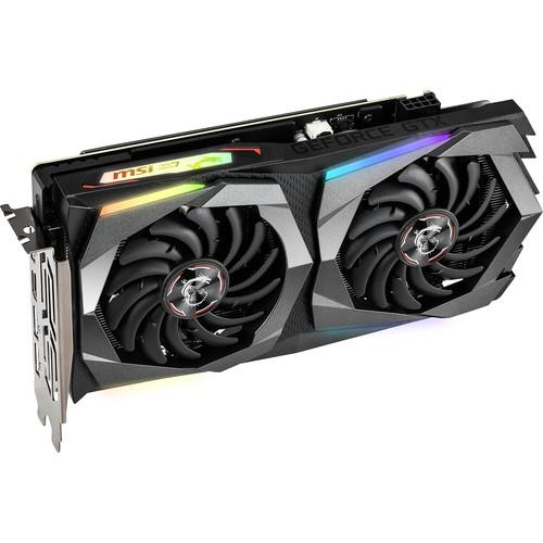 MSI GeForce GTX 1660 Ti GAMING X Graphics Card