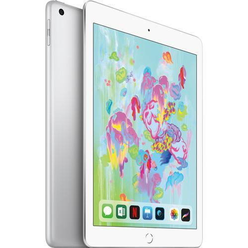 "Apple 9.7"" iPad (Early 2018, 32GB, Wi-Fi Only, Silver )"