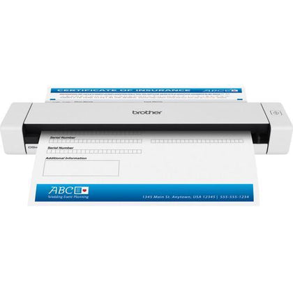 Brother DS-620 Mobile Document Scanner - Buyerbabu