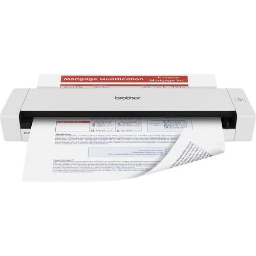 Brother DSmobile 720D Mobile Duplex Document Scanner