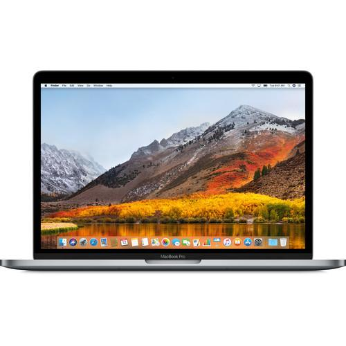 "Apple 13.3"" MacBook Pro with Touch Bar (Mid 2018, Space Gray)"