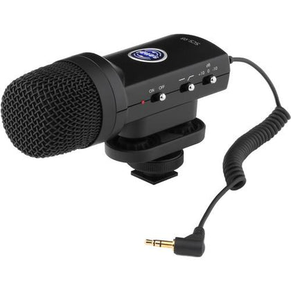 Senal SCS-98 DSLR/Video Stereo Microphone - Buyerbabu