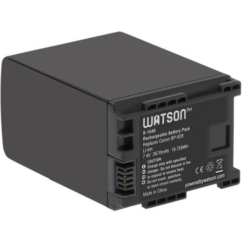 Watson BP-828 Lithium-Ion Battery Pack (7.4V, 2670mAh)