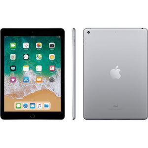 "Apple 9.7"" iPad (Early 2018, 32GB, Wi-Fi Only, Space Gray)"