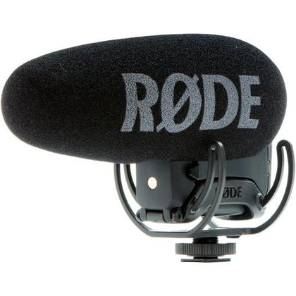 Rode VideoMic Pro Plus On-Camera Shotgun Microphone - Buyerbabu