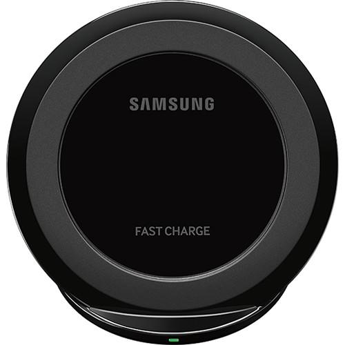 Samsung Fast Charge Wireless Charging Stand (Black)