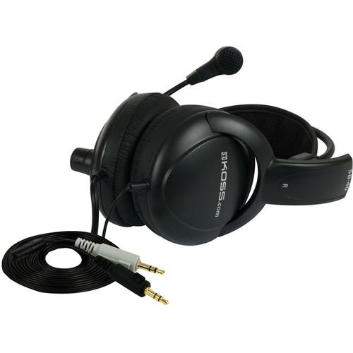 Koss SB40 Headset with Noise-Canceling Microphone