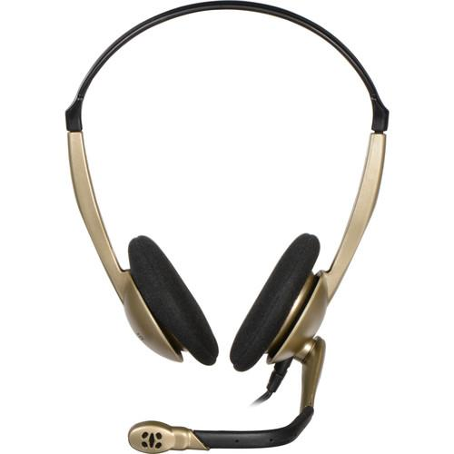 Koss CS100 USB Over-The-Head Headset With Noise Reduction Microphone