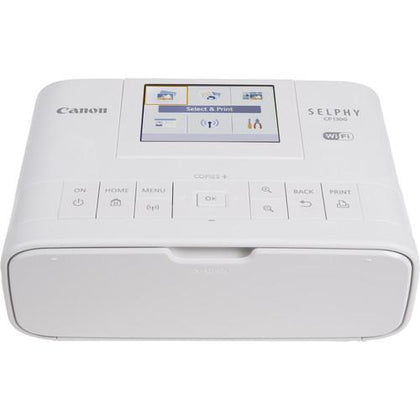 Canon SELPHY CP1300 Compact Photo Printer (White) - Buyerbabu