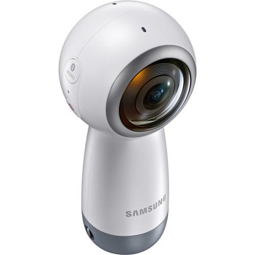 Samsung Gear 360 4K Spherical VR Camera (2017 Version)
