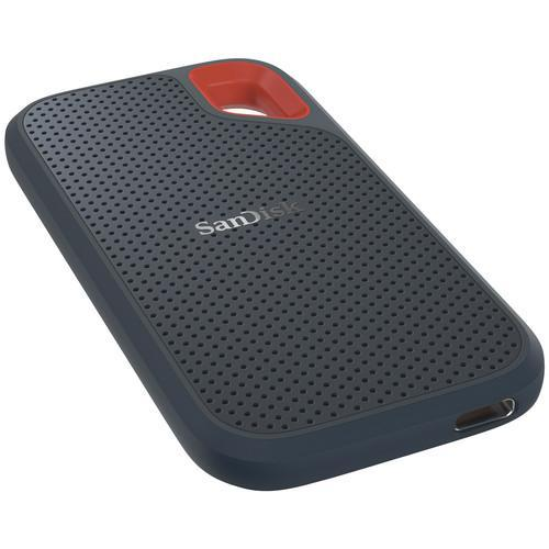SanDisk 500GB Extreme Portable USB 3.1 Type-C External SSD
