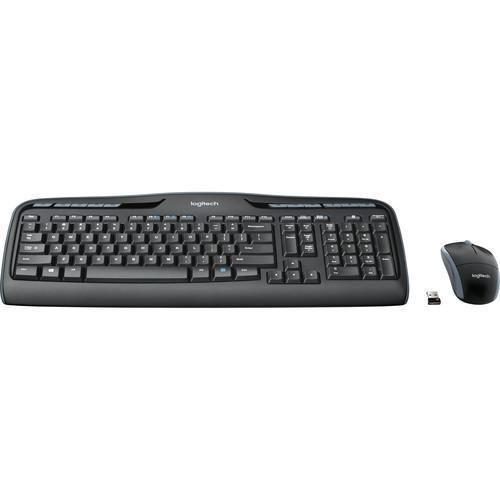 Logitech MK320 Wireless Desktop