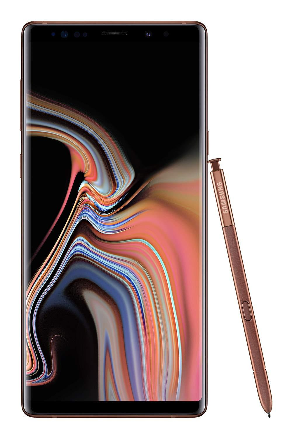 Samsung Galaxy Note 9 128 GB (Metallic Copper)