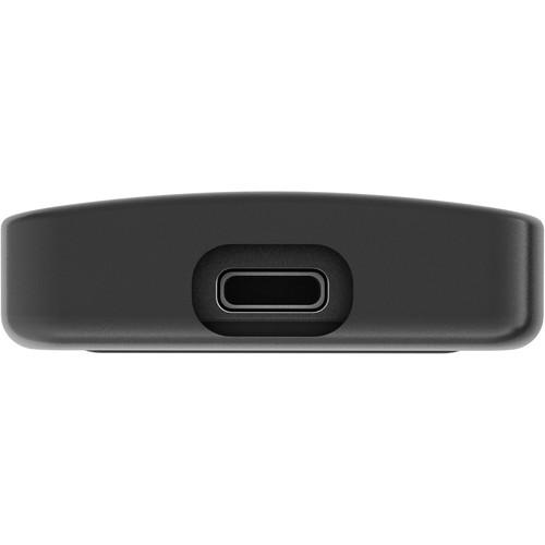 Glyph Technologies 500GB Atom USB 3.1 Type-C External SSD (Black)