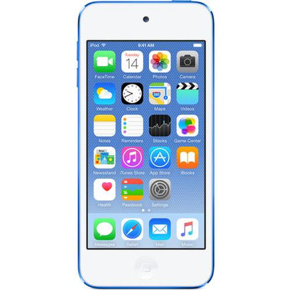 Apple 32GB iPod touch (6th Generation, Blue ) - Buyerbabu