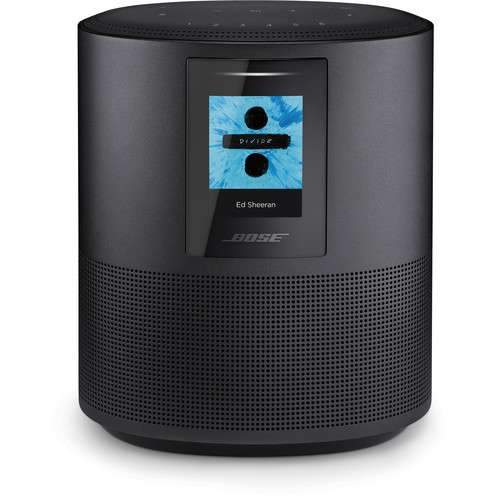 Bose Home Speaker 500 Wireless Speaker System (Triple Black)