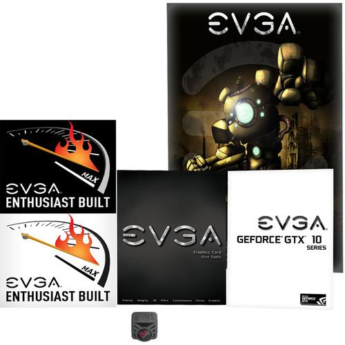 EVGA GeForce GTX 1060 GAMING Graphics Card