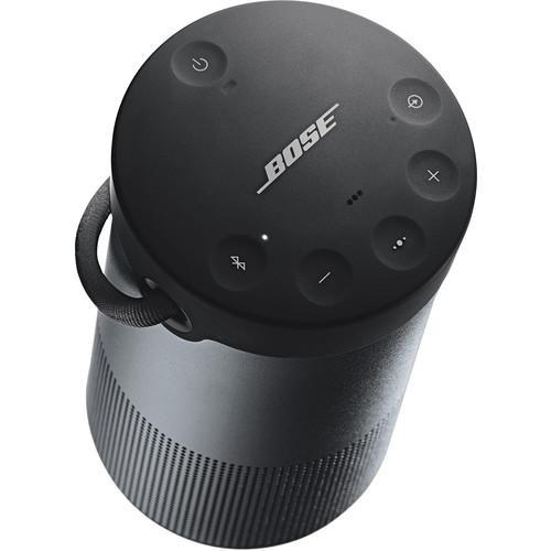 Bose SoundLink Revolve+ Bluetooth Speaker (Triple Black)