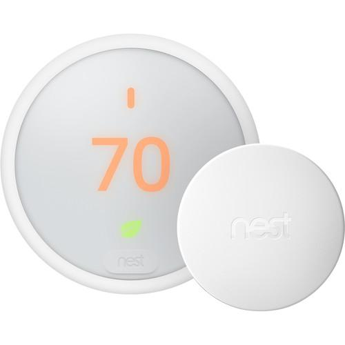 Google Nest Temperature Sensor (White)