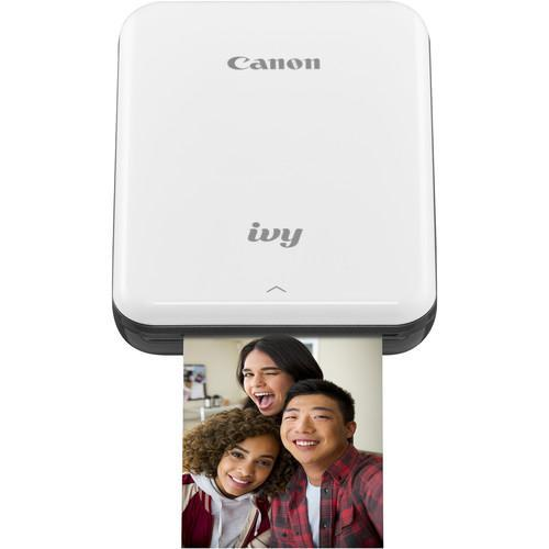 Canon IVY Mini Mobile Photo Printer (Slate Gray)
