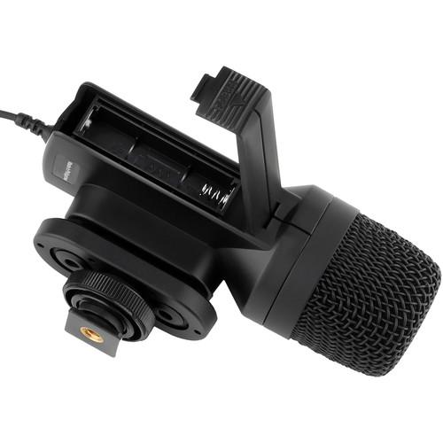 Senal SCS-98 DSLR/Video Stereo Microphone & Custom Windbuster Kit